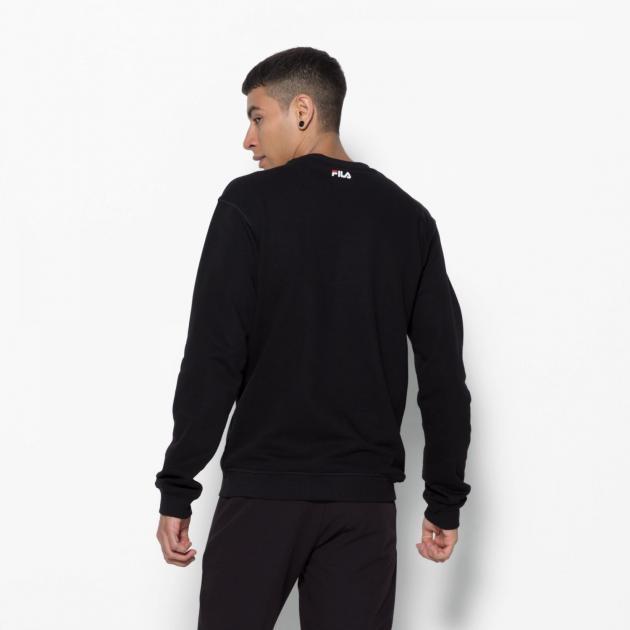 Fila Classic Pure Crew Sweatshirt Black