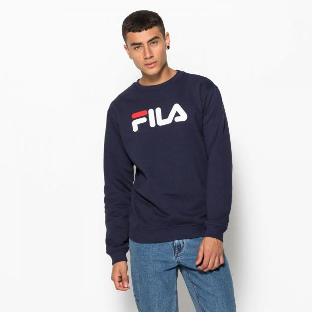 Fila Crew Sweat Pure Dark Blue