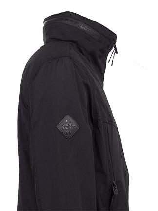 Superdry Altitude Hiker Jacket Black