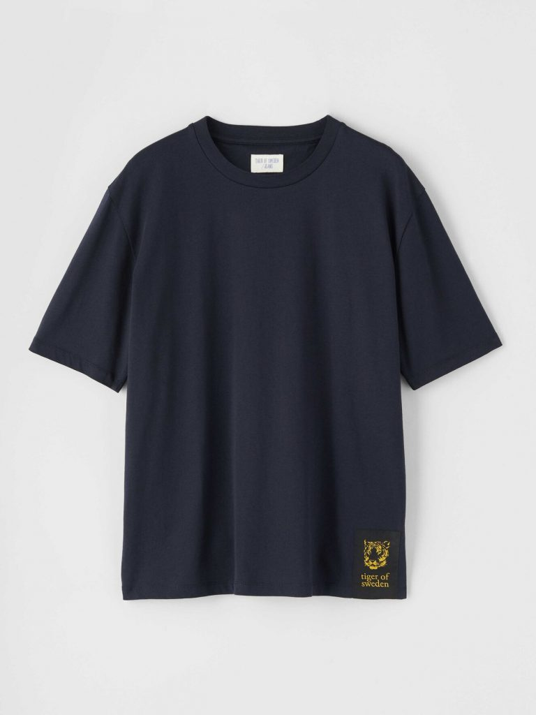 Tiger Jeans Pro. T-Shirt Dark Blue