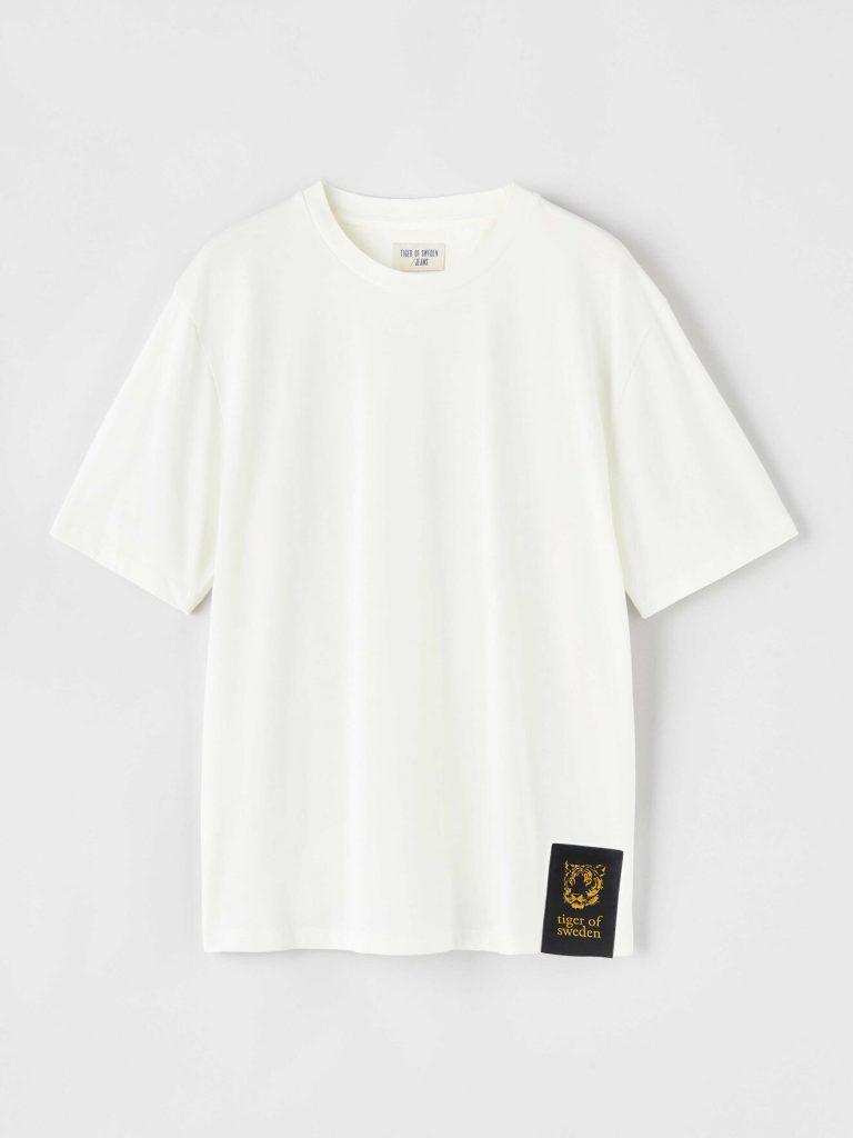 Tiger Jeans Pro T-Shirt White