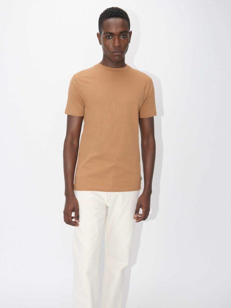 Tiger Jeans Fleek T-Shirt Brown
