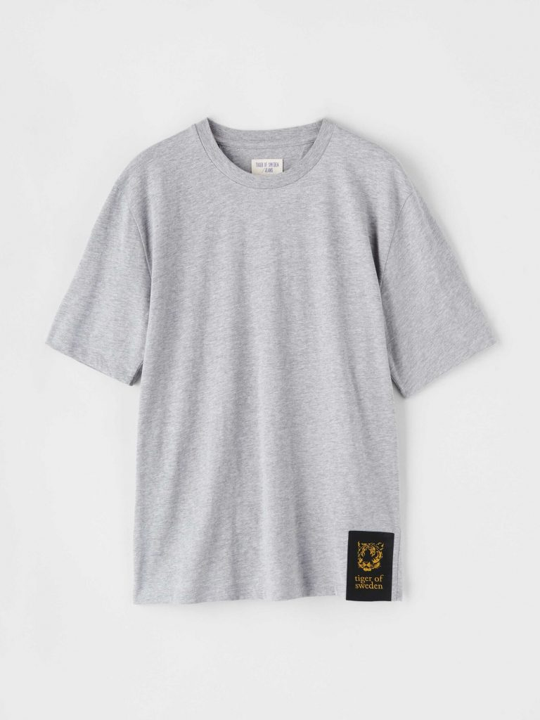 Tiger Jeans Pro. T-Shirt Grey