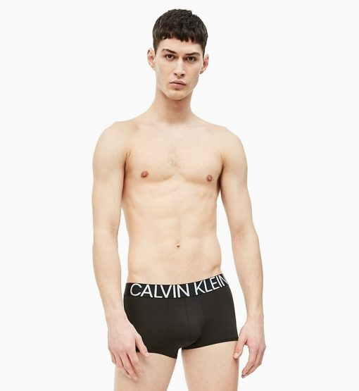 Calvin Klein Underwear Low Rise Trunk Black