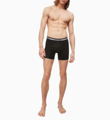 Calvin Klein Boxer Brief 3-pack Black