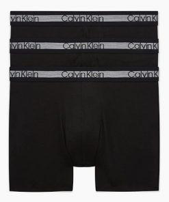Calvin Klein Boxer Brief 3-pack Black