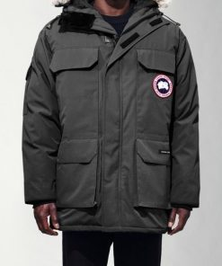 Canada Goose Expedition Parka Dark Grey