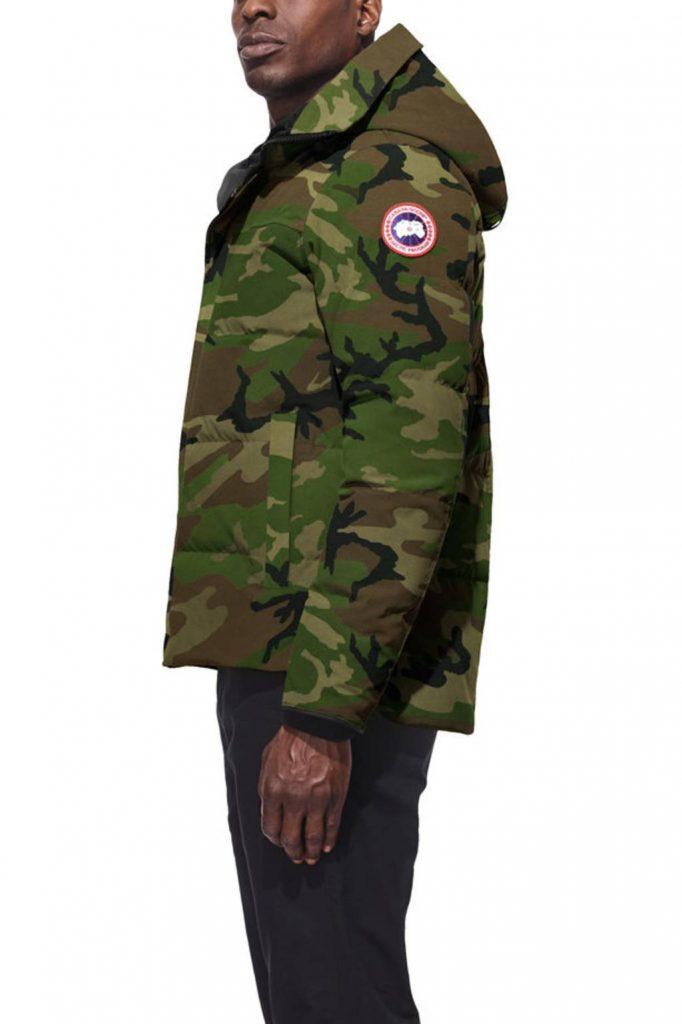 Canada Goose Macmillan Parka Army