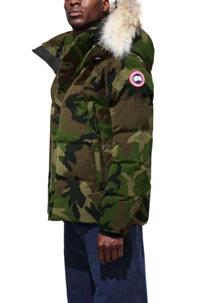 Canada Goose Parka Army