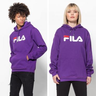 Fila Classic Pure Hoody Lila