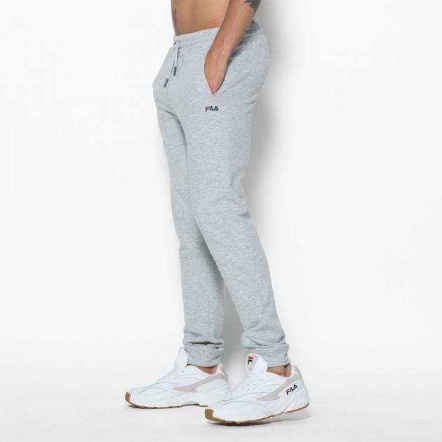 Fila Pure Slim Pants Light Grey Mel