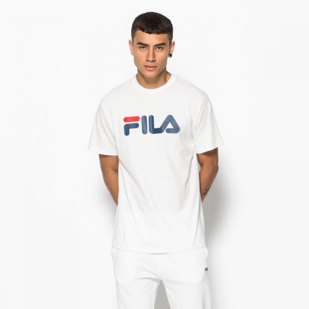 Fila Pure Short Sleeve Shirt Bright White