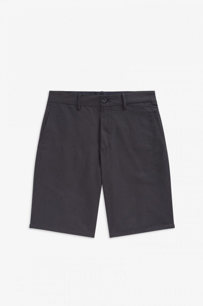 Fred Perry Oxford Shorts Navy