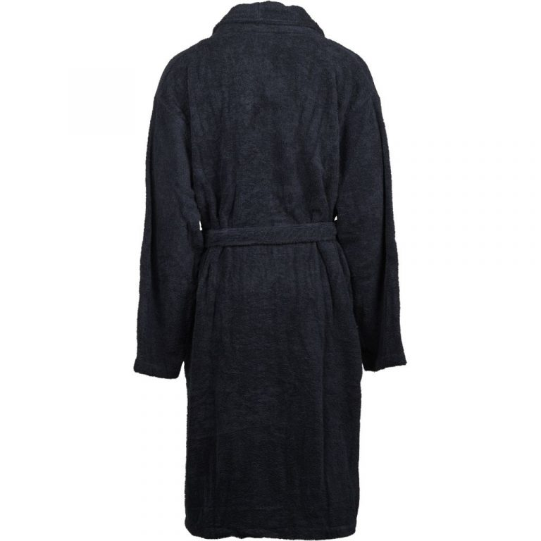Knowledge Bath Robe Dark Blue