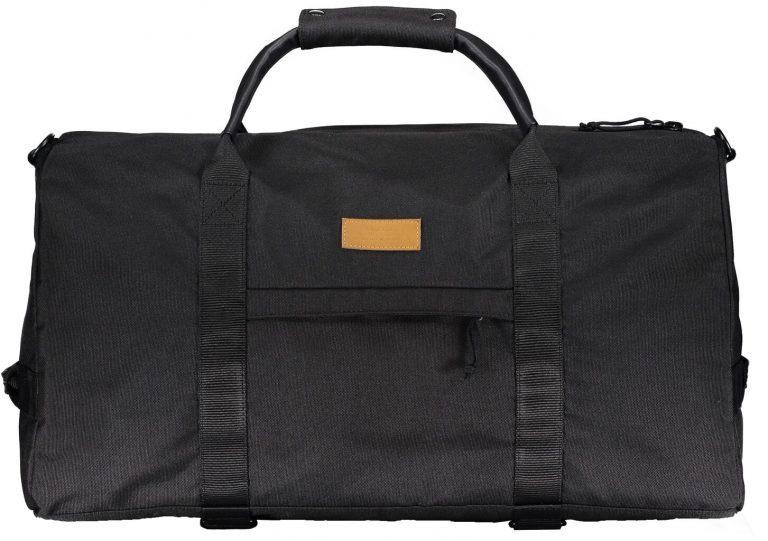 Makia Duffle Bag Black
