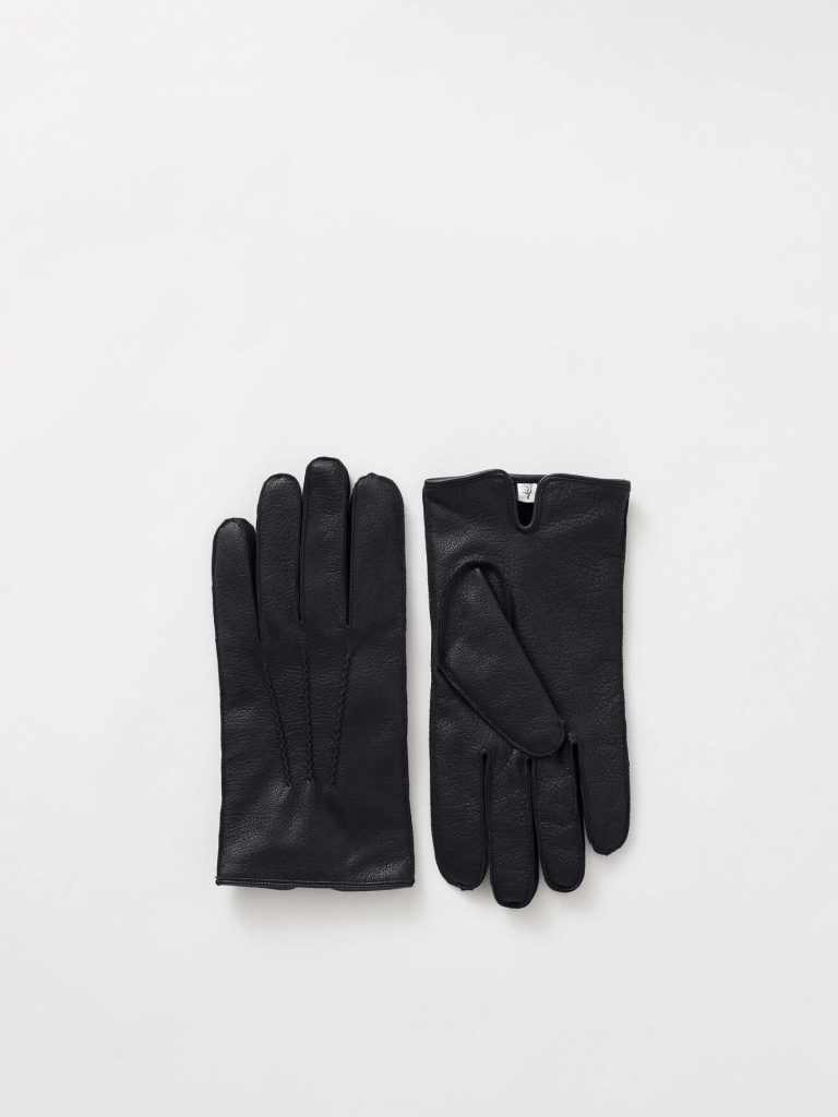 Tiger Of Sweden Gustave Gloves Black