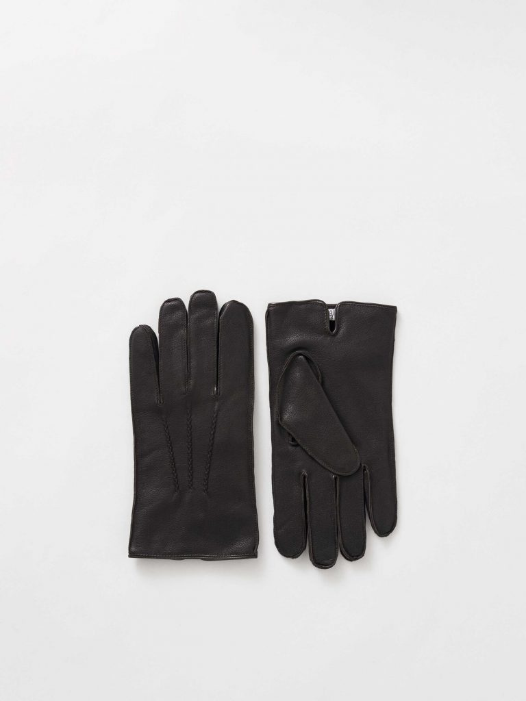 Tiger Of Sweden Gustave Gloves Dark Brown