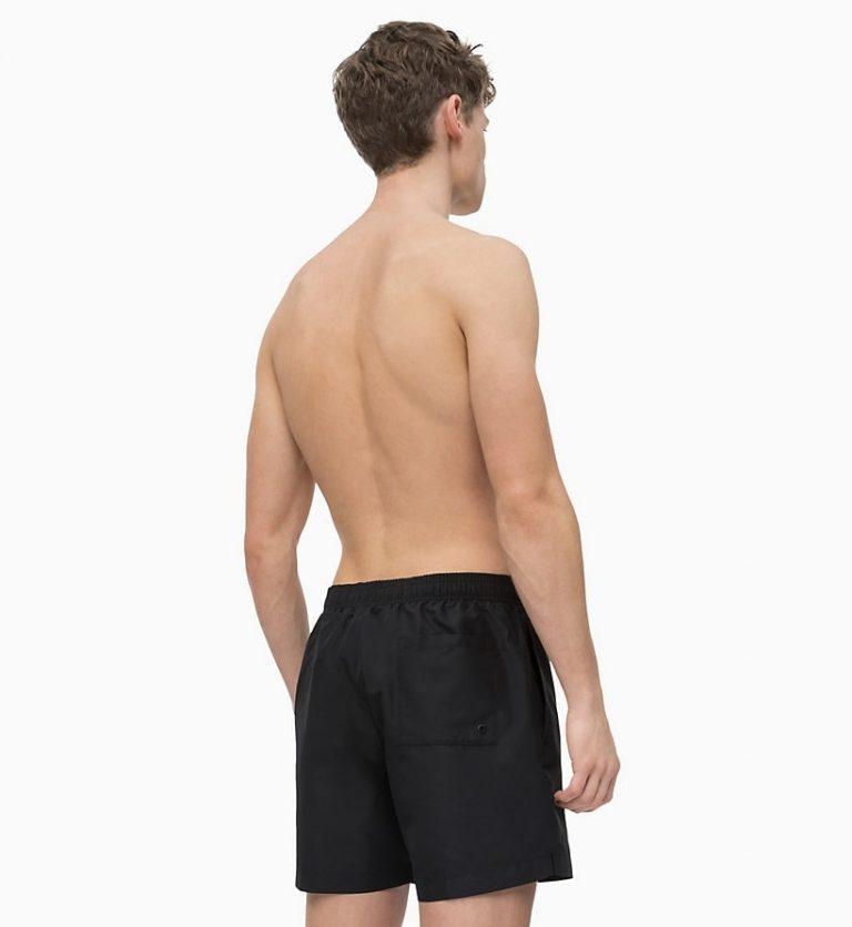 Calvin Klein Swim Medium Drawstring Black