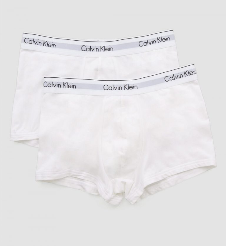 Ck 2-Pack Trunk White White
