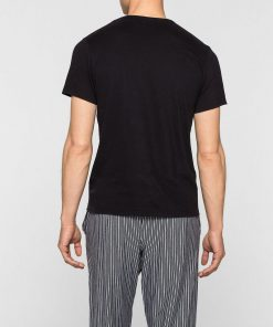 Calvin Klein Crew Neck T-shirt Black