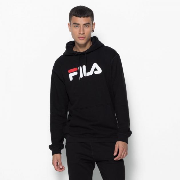 Fila Classic Pure Hoody Black