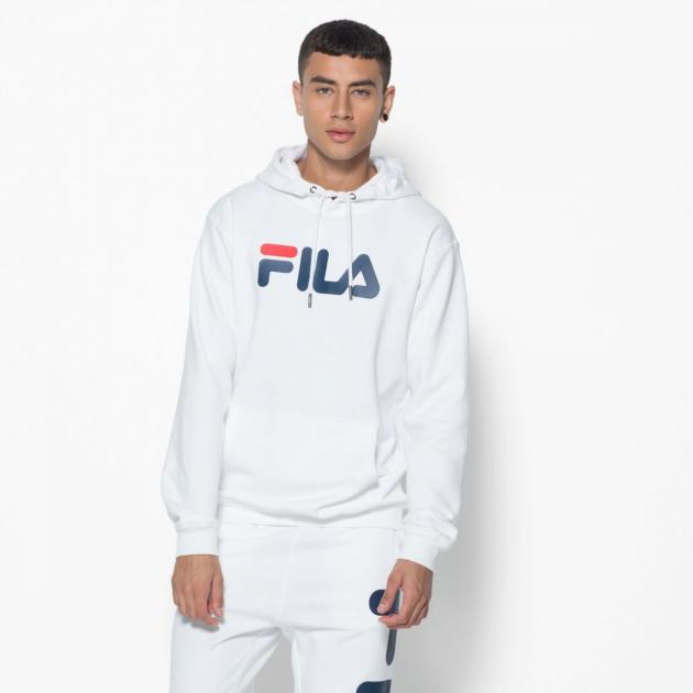 Fila Pure Hoody Bright White White