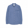 Makia Archipelago Shirt Pale Blue