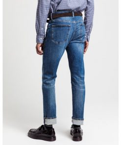 Gant Slim Active Recover Jeans Blue