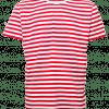 Marimekko Lyhythiha Tasaraita T-Shirt Red