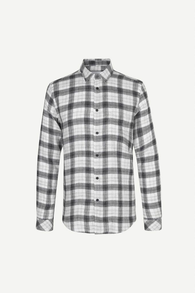 Samsoe&Samsoe Liam Shirt Clear