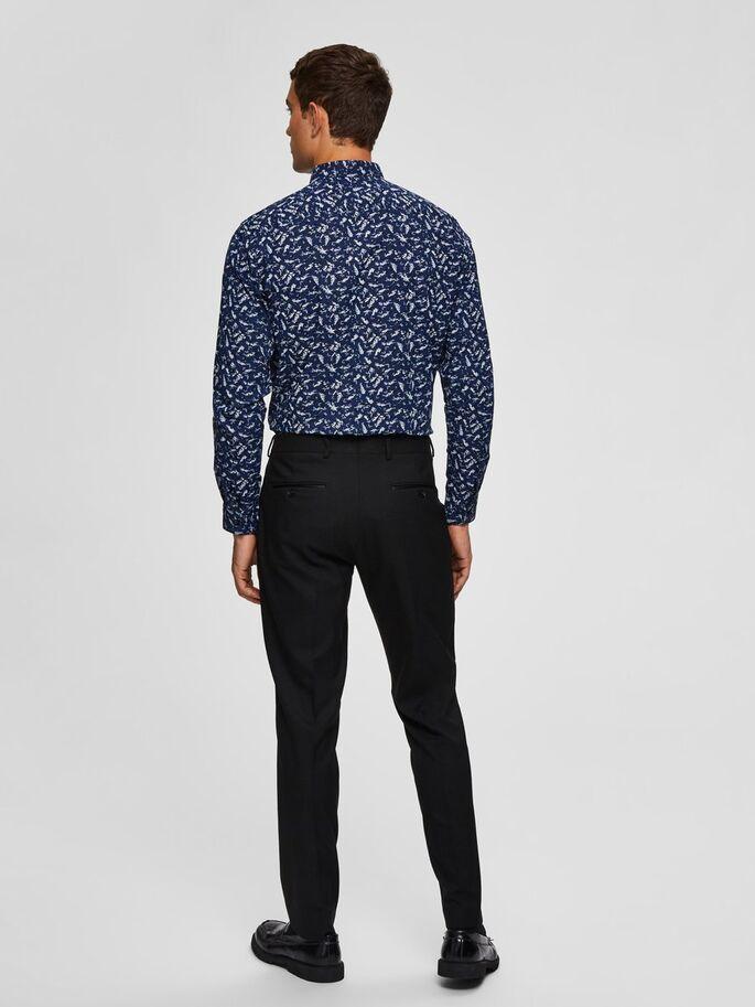 Selected Dunn Shirt Regular Fit Blue