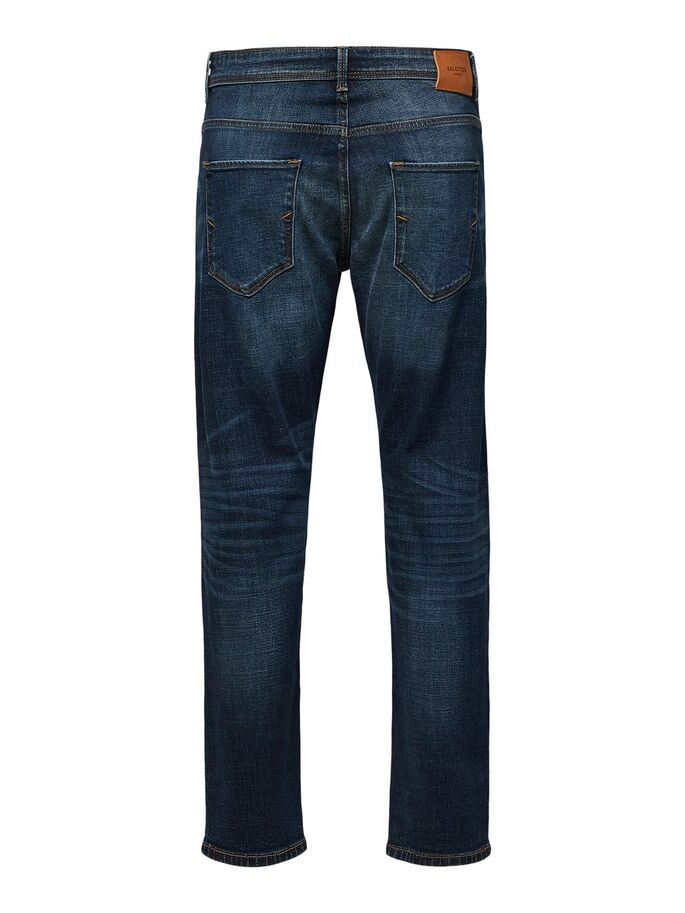 Selected Toby Jeans Slim Fit Blue