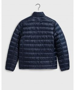 Gant The Light Down Jacket Navy