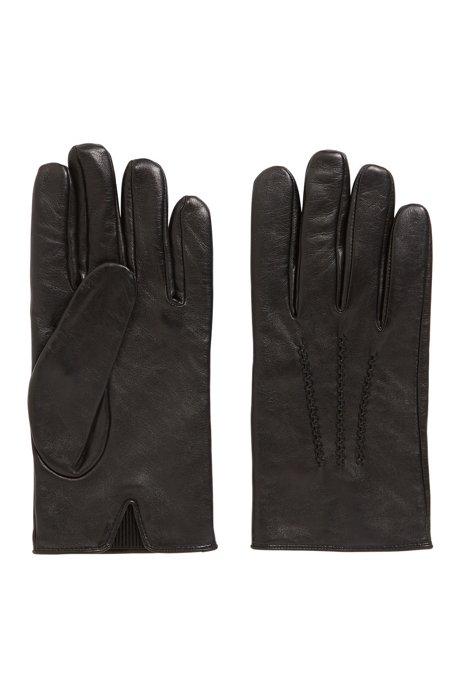 Hugo Boss Grifin Gloves Black