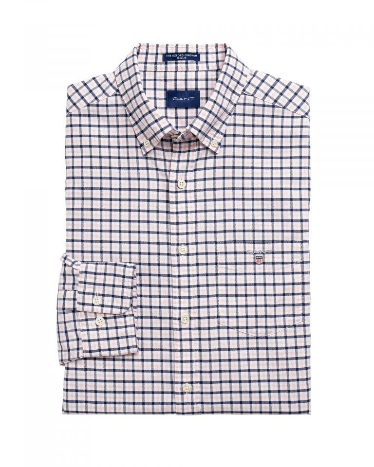 Gant The Oxford Shirt Rose