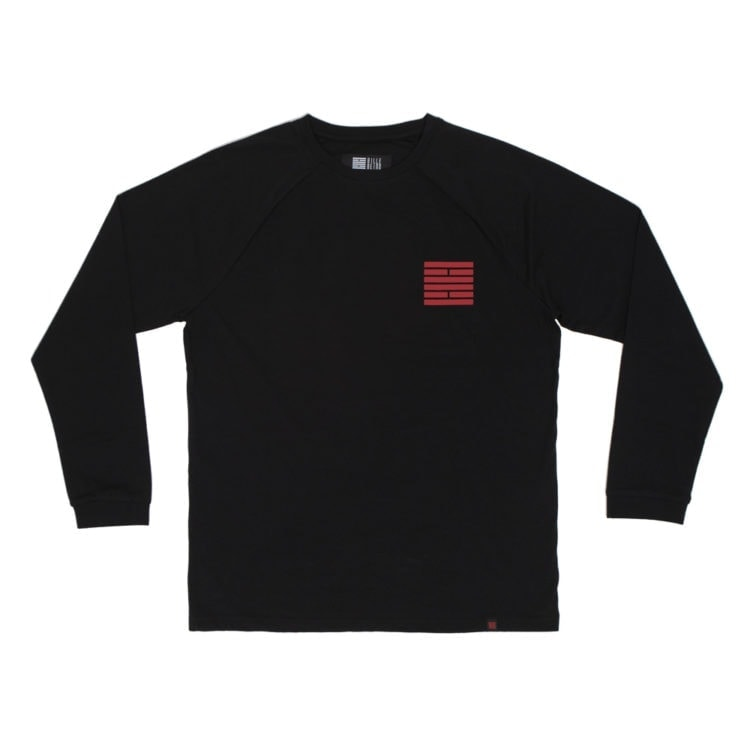 Billebeino Brick Long Sleeve T-Shirt Black