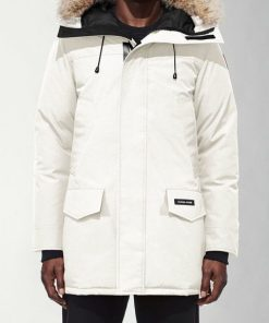 Canada Goose Langford Parka Natural White