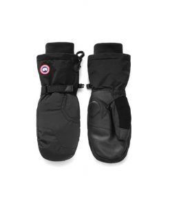 Canada Goose Arctic Down Mitts Black