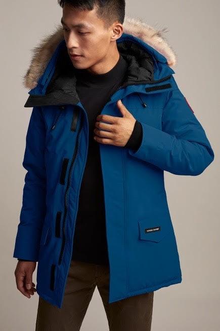 Canada Goose Langford Parka Blue