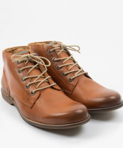 Sneaky Steve Crasher shoes cognac