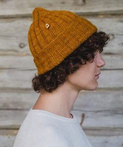Myssyfarmi Farmesters Beanie Orange