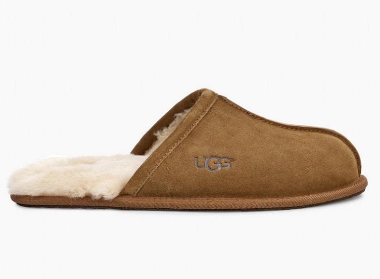 UGG Scuff Slippers Brown