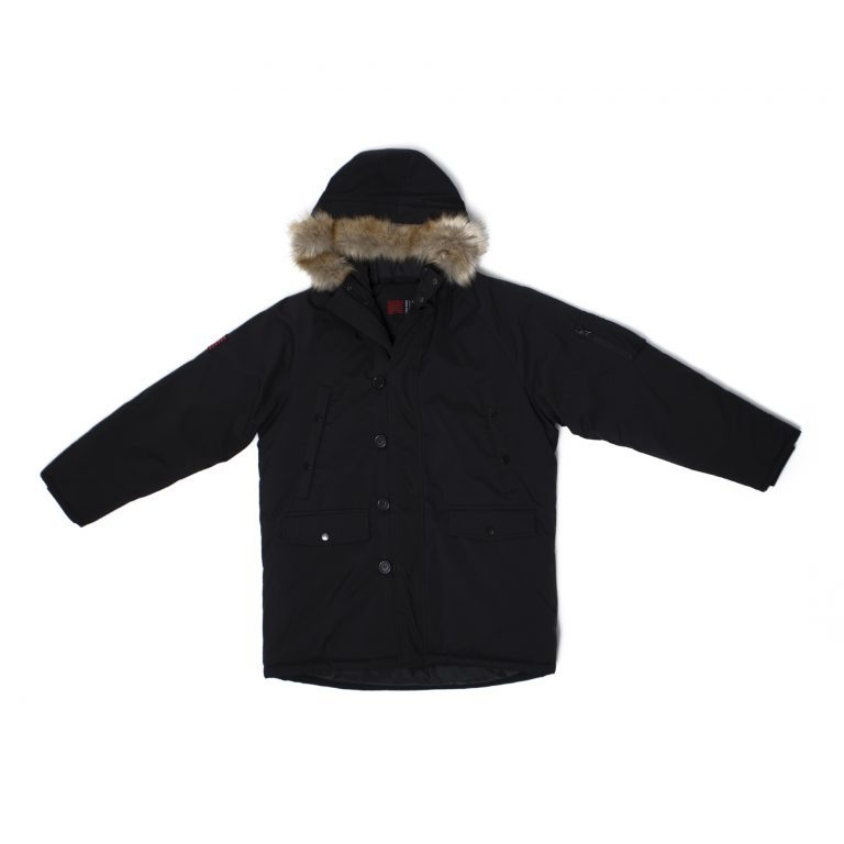 Billebeino Parka Coat Black