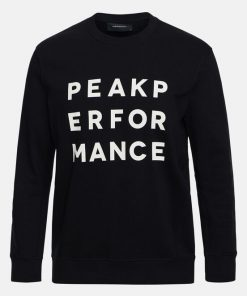 Peak Performance Ground Crew Black
