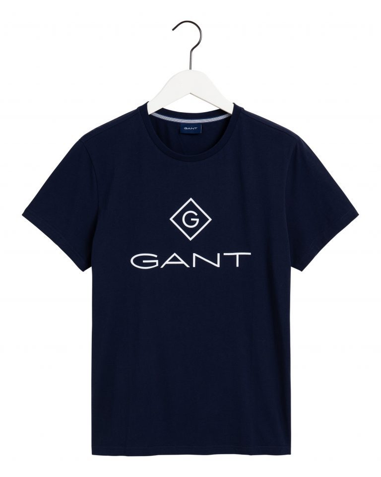 Gant Lock T-Shirt Orange