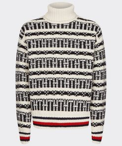 Tommy Hilfiger Oversized Fair Isle Sweater