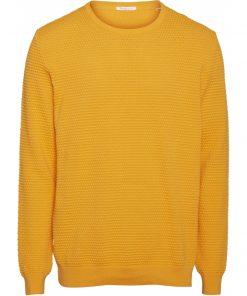 Knowledge Cotton Apparel Field knit
