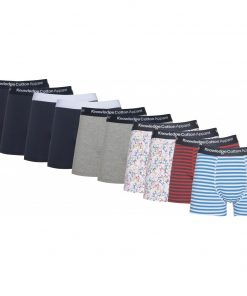 Knowledge Cotton Apparel Maple 10-Pack Underwear