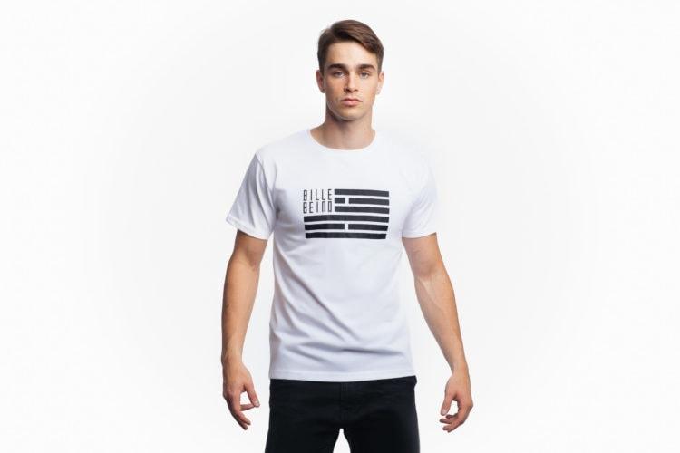 Billebeino Flag T-Shirt White