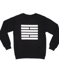 Billebeino White Brick Sweat Black
